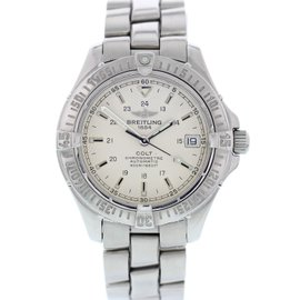 Breitling Colt Ocean A17350 Stainless Steel Automatic 38mm Mens Watch