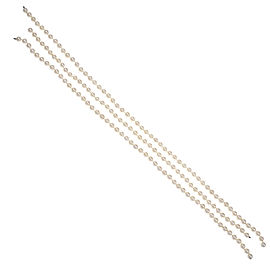 Akoya Cultured Pearl 3 Necklace