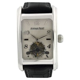 Audemars Piguet Edward Piguet 18K White Gold Mens Watch