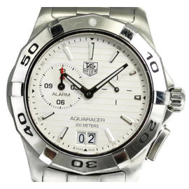 Tag Heuer Aquaracer WAP111Y Stainless Steel Quartz 38.5mm Men's Watch