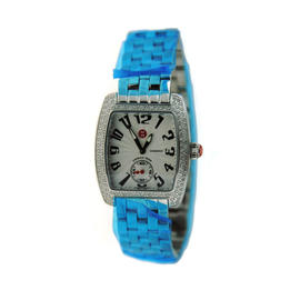 Michele MW02A01A2001 Mini Urban Diamond Stainless Steel Womens Watch