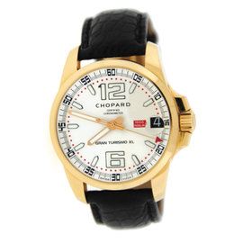 Chopard Mille Miglia Gran Turismo XL 16/1266 18K Yellow Gold Watch