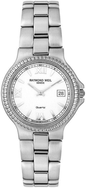 "Image of ""Raymond Weil Quartz Stainless Steel Mens Watch"""