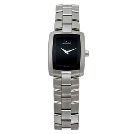 Movado Eliro 0605378 Stainless Steel Watch