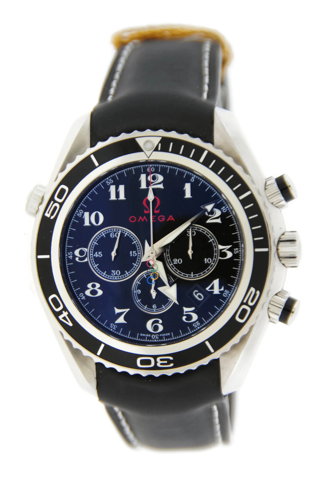 """Image of """"Omega 222.32.46.50.01.001 Seamaster Planet Ocean Olympic Stainless"""""""