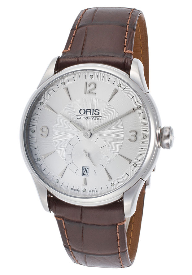 "Image of ""Oris Artelier 623-7582-4071Ls Small Seconds Automatic Stainless Steel"""