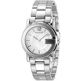 Gucci G-Round YA101506 Stainless Steel Watch