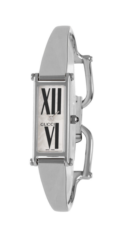 "Image of ""Gucci Ya015544 Stainless Steel Watch"""