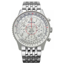 Breitling Montbrilliant 01 AB013012/G735-448A Chronograph Stainless Steel Watch
