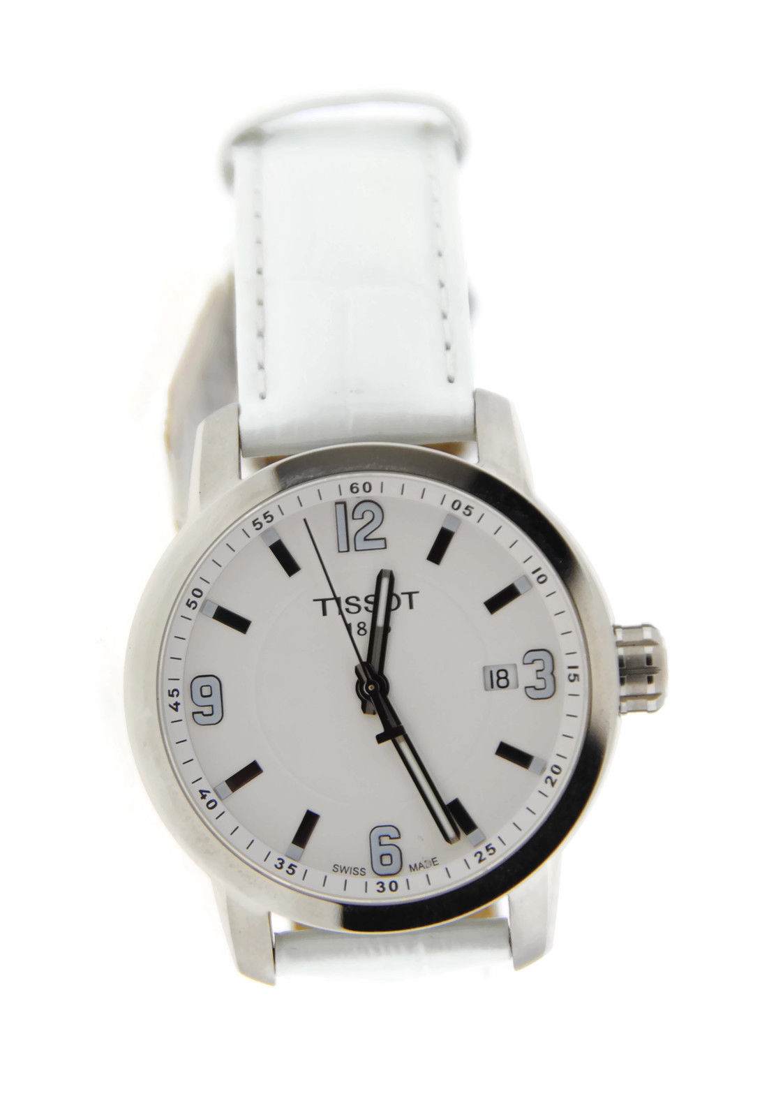 """Image of """"Tissot T055.410.16.017.00 T-Sport Stainless Steel Watch"""""""