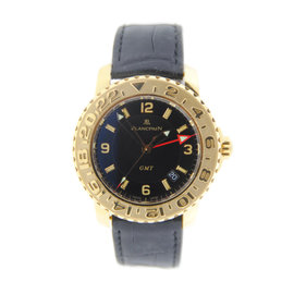 Blancpain Fifty Fathoms GMT Automatic 18K Yellow Gold Watch