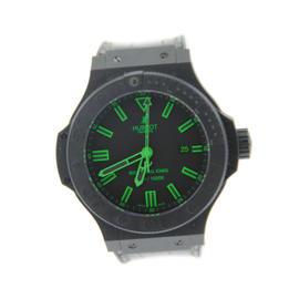 Hublot Big Bang 322.CI.1190.GR.KRO09 Green Black Ceramic Watch