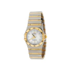 Omega Constellation Diamond 18K/Stainless Steel Watch