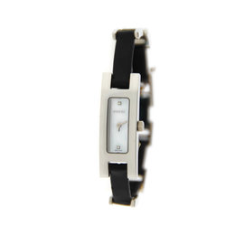 Gucci YA039504 Mother of Pearl Dial Diamond Stainless Steel Watch