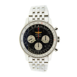 Breitling Navitimer 01 Chronograph AB012012/BB02 Stainless Steel Mens Watch