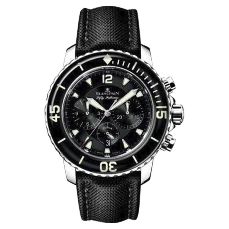 "Image of ""Blancpain Fifty Fathoms 5085F-1130-52 Stainless Steel & Carbon Fiber"""