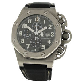 Audemars Piguet Royal Oak Offshore T3 Terminator Limited Edition Titanium 48mm Watch