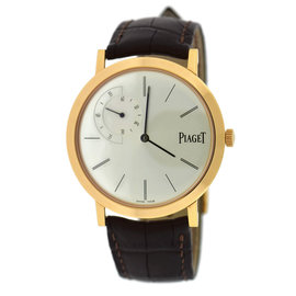 Piaget Altiplano G0A34113 Ultra Think 18K Rose Gold 40mm Watch