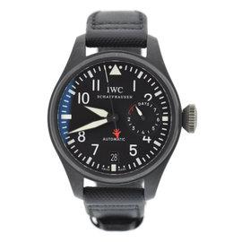 IWC Pilot IW501901 Black Ceramic 48mm Mens Watch