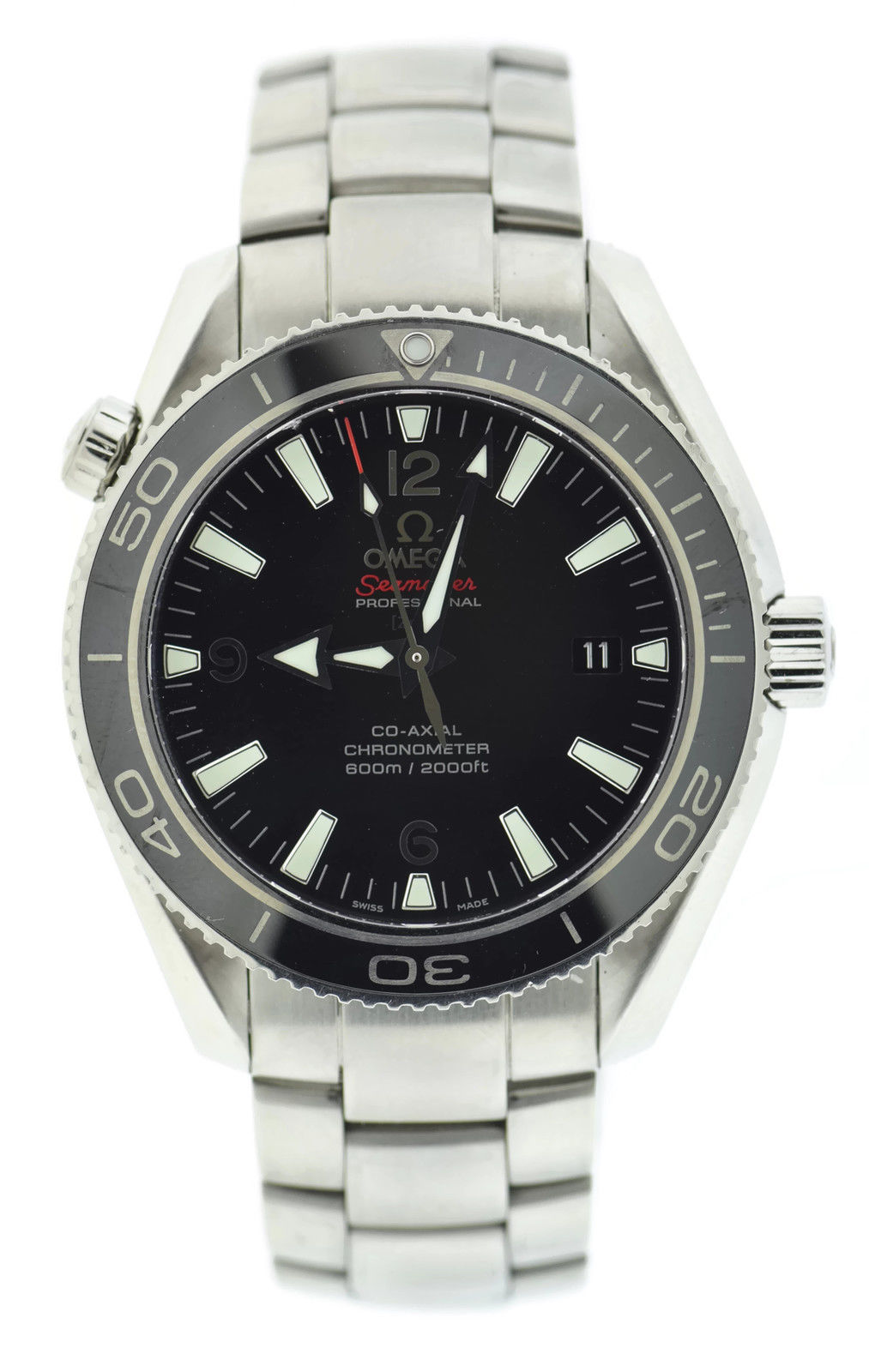 """Image of """"Omega Seamaster 222.30.42.20.01.001 Stainless Steel Black Dial"""""""