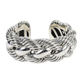 David Yurman 925 Sterling Silver Stainless Steel
