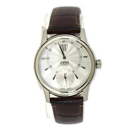 Oris Artelier 7702 Stainless Steel 40.5mm Mens Watch