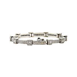 Charriol 18K White Gold Diamonds