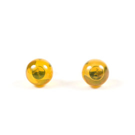 Christian Dior Tribales Gold Tone, Silver Tone & Resin Earrings
