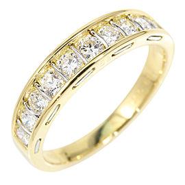 Cartier 950 Platinum & Diamond Serenade Ring Size 6