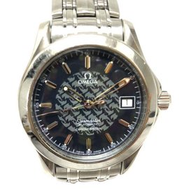 Omega Seamaster 2500.80 Stainless Steel Automatic 35mm Mens Watch