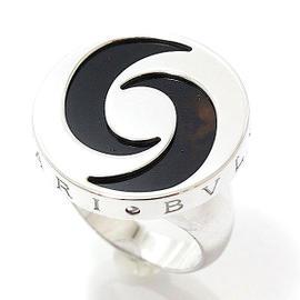 Bulgari B.zero1 18K White Gold Ring Size 6