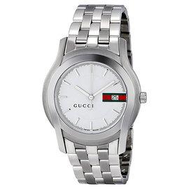 Gucci 5500 Series YA055201 Stainless Steel Watch