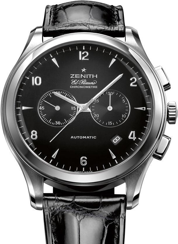 """Image of """"Zenith 03.0520.4002 El Primero Grande Class Stainless Steel Watch"""""""