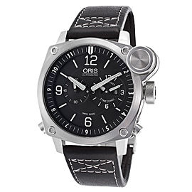 Oris BC4 Flight Timer 690-7615-4164LS Chronograph Stainless Steel Watch