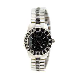Christian Dior Christal CD112116M001 Diamond Stainless Steel Watch