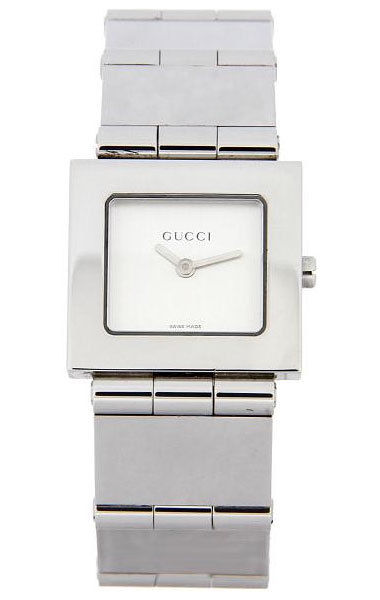 "Image of ""Gucci 400 Series Ya600404 Stainless Steel Watch"""
