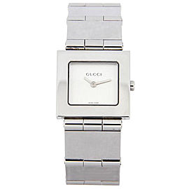 Gucci 400 Series YA600404 Stainless Steel Watch