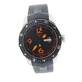 Tissot T062.430.17.057.01 T-Navigator Stainless Steel Watch