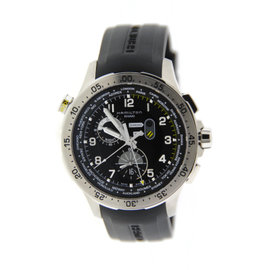 Hamilton Worldtimer H76714335 Chronograph Stainless Steel 45mm Mens Watch