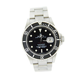 Rolex Submariner John Mayer 16610T Stainless Steel 40mm Mens Watch
