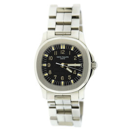 Patek Philippe Aquanaut Stainless Steel 34mm Unisex Watch