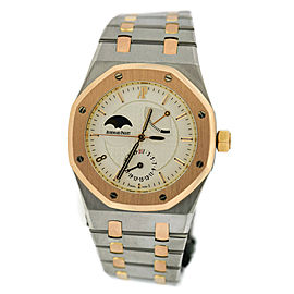 Audemars Piguet Royal Oak Pride Of China 25168SR.OO.1220SR.02 18K Rose Gold and Stainless Steel 29mm Watch