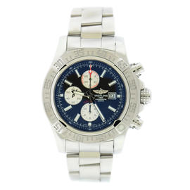 Breitling Super Avenger II A1337111/BC29 Chronograph Stainless Steel Automatic 48mm Mens Watch