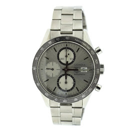 Tag Heuer Carrera CV2011-2 Stainless Steel Automatic 41mm Mens Watch