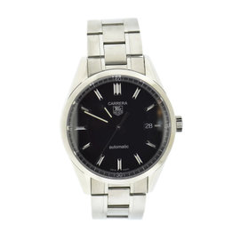 Tag Heuer Carrera WV211B Stainless Steel Automatic 39mm Mens Watch