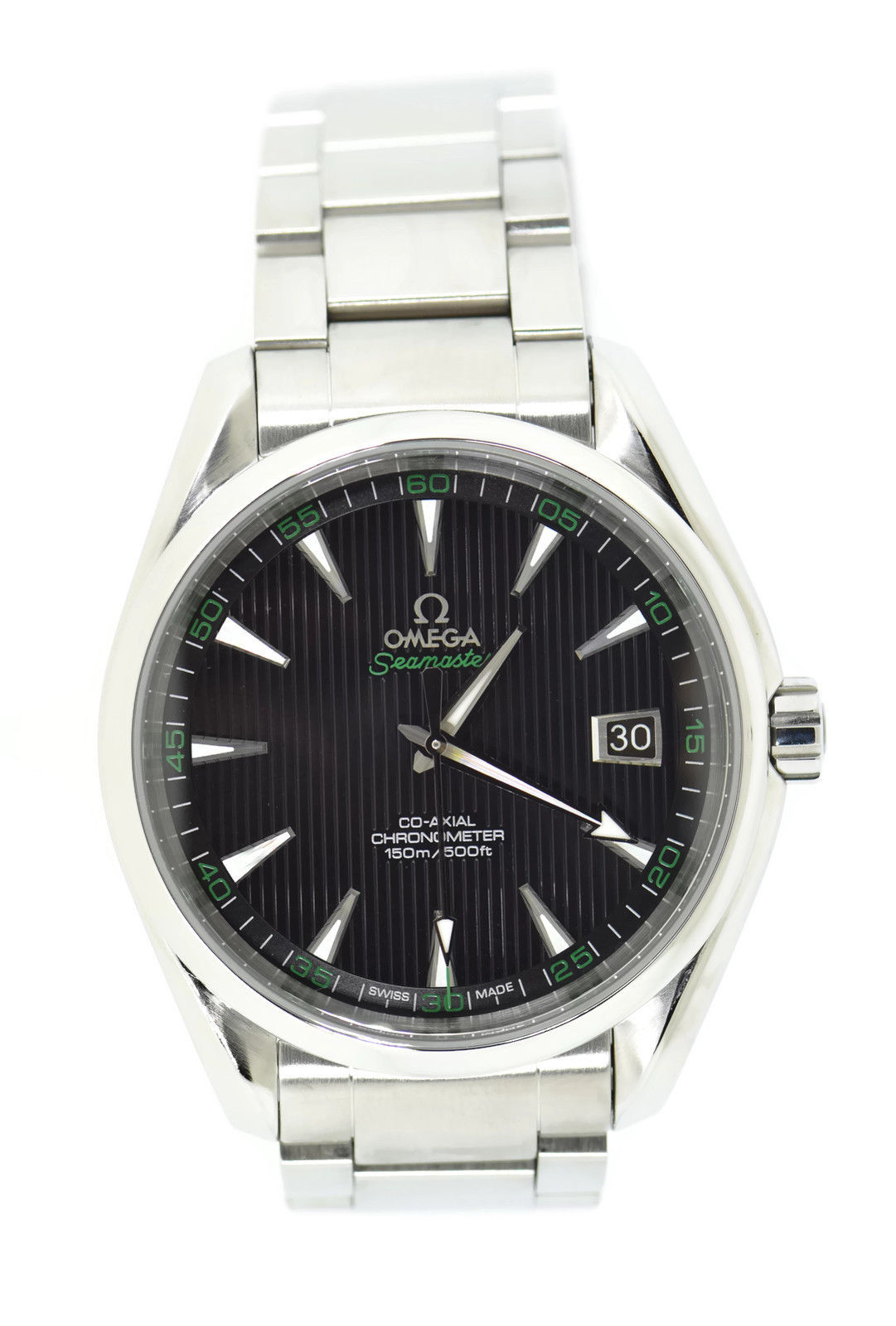 "Image of ""Omega Seamaster Aqua Terra 231.10.42.21.01.004 Stainless Steel 41.5mm"""