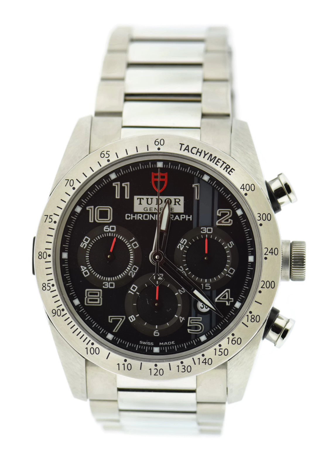 """Image of """"Tudor Fastrider 42000 Stainless Steel Automatic 42mm Mens Watch"""""""