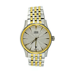 Oris Artelier 7670 Stainless Steel 40mm Mens Watch