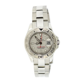 Rolex Yacht-Master 169622 Stainless Steel Automatic 29mm Womens Watch