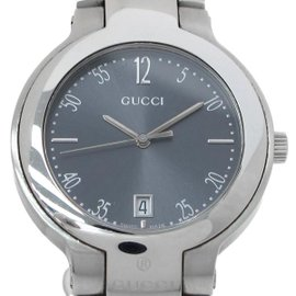 Gucci 8900M Stainless Steel Quartz 34mm Mens Watch